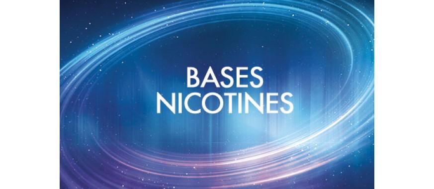 Bases nicotinées