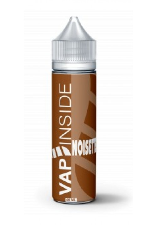 E-liquide NOISETTE 40ml - Vap'inside