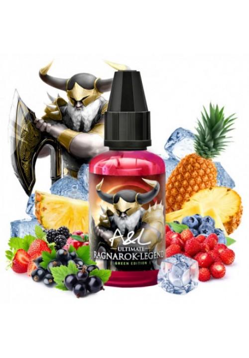 Concentré Ragnarok Legend Green 30ml - Aromes et liquides