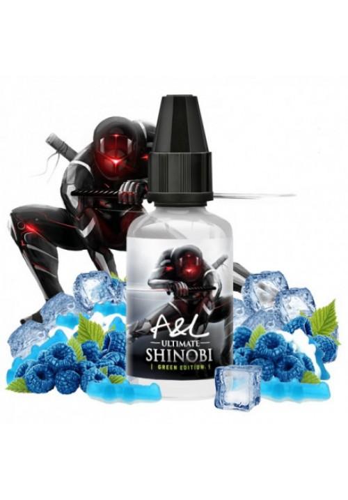 Concentré Shinobi Green 30ml - Aromes et liquides