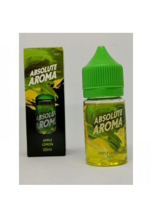 Concentré APPLE LEMON 30ml - Aroma Absolute