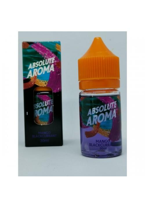 Concentré MANGO BLACKCURRANT 30ml - Aroma Absolute