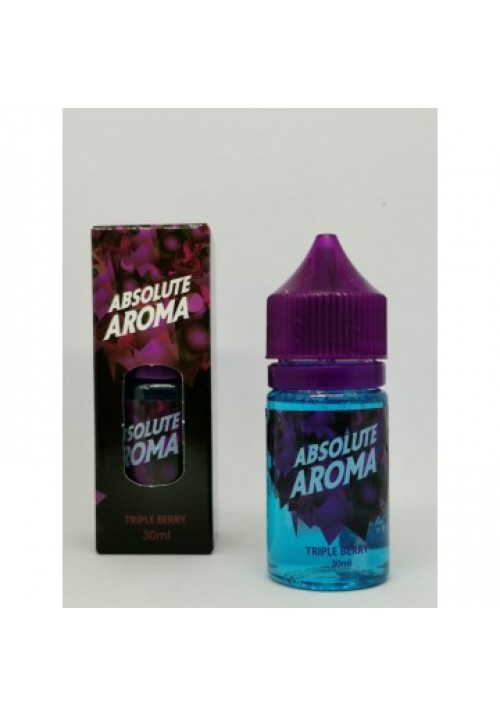Concentré TRIPLE BERRY 30ml - Aroma Absolute