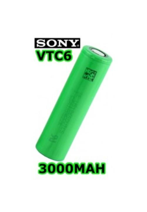 Accu VTC6 - 3000mAh - Sony