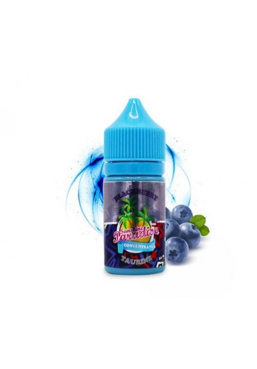 Concentré BLACKBERRY TAURINE 30ml - Sunshine Paradise