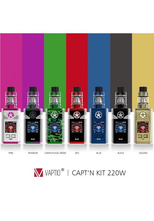 kit CAPT'N 220W - vaptio