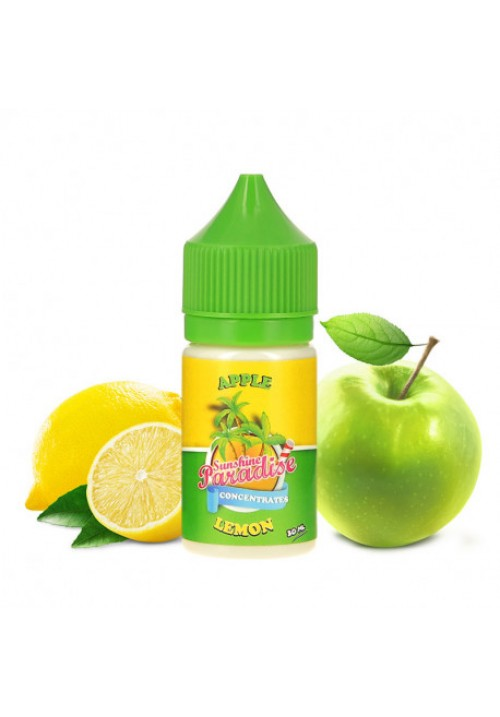 Concentré APPLE LEMON 30ml- Sunshine Paradise