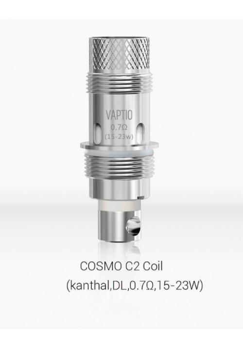 Résistance C2 for Cosmo 0.7 ohms par 5 - Vaptio