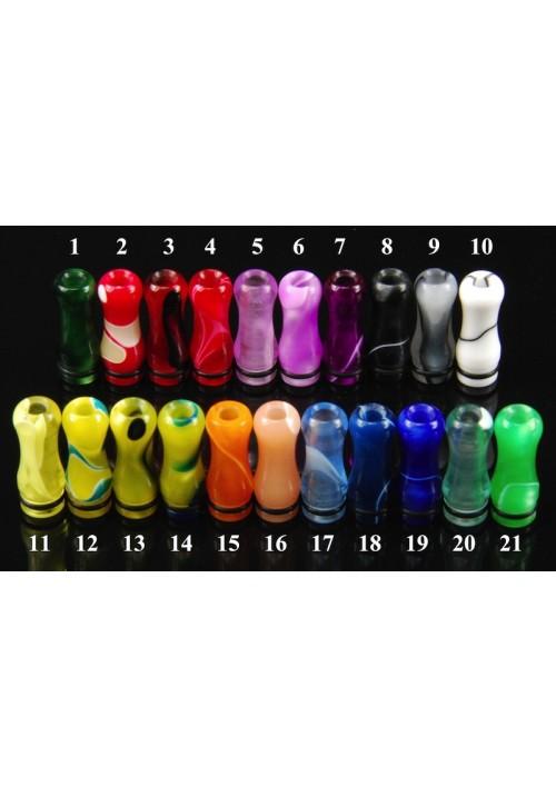 Drip tip 510 Acrylic B34