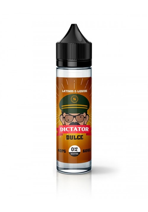 E-liquide DULCE 50ml - Dictator