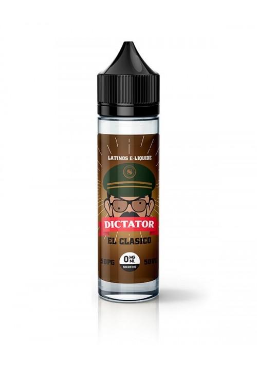 E-liquide EL CLASSICO 50ml - Dictator
