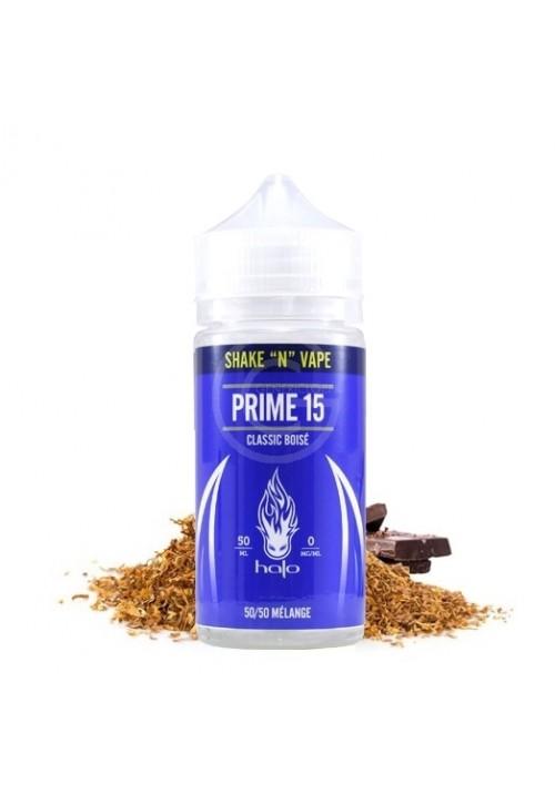 E-liquide PRIME 50ml - Halo