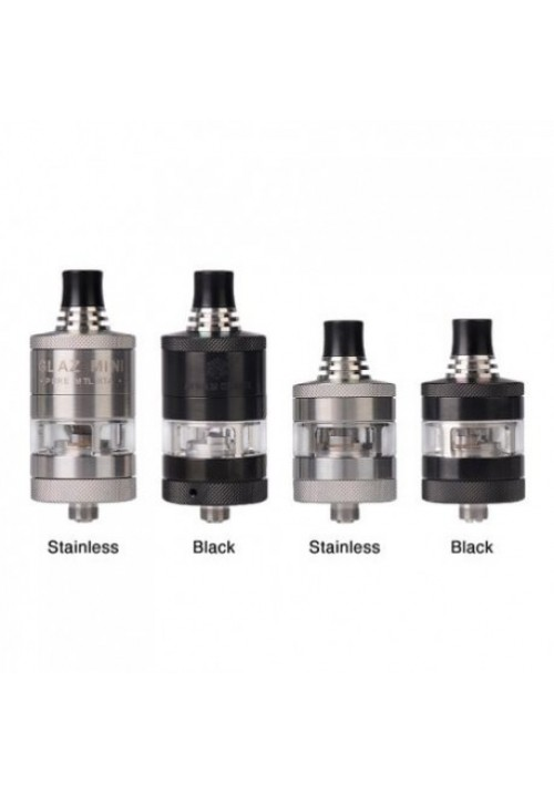 Qua - Dripper GLAZ Mini RTA 2ml/5ml -Steam crave
