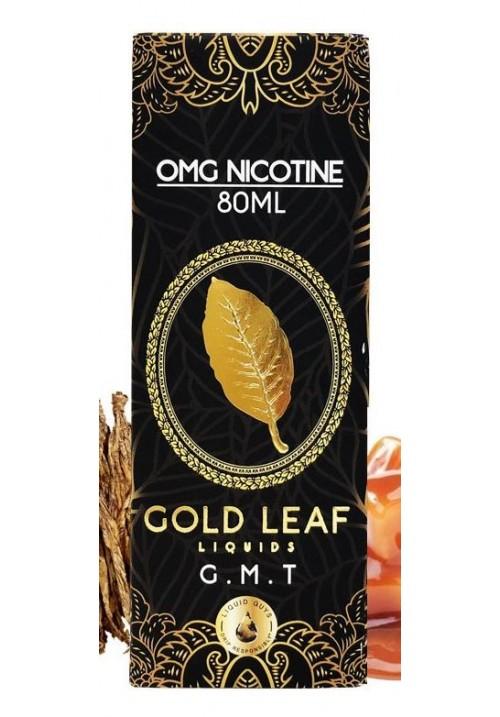 E-liquide GMT 80ml - Gold Leaf