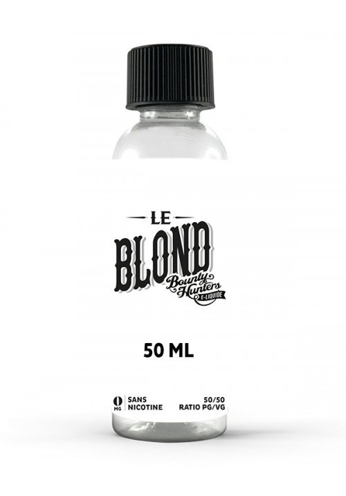 E-liquide LE BLOND 50ml - Bounty Hunters