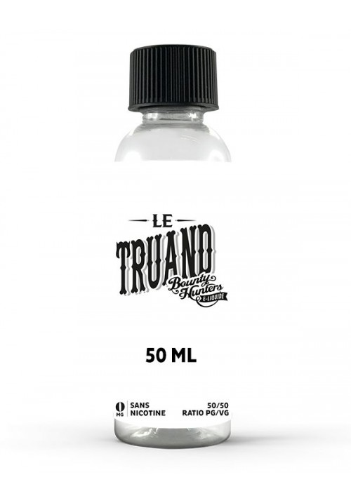 E-liquide LE TRUAND 50ml - Bounty Hunters