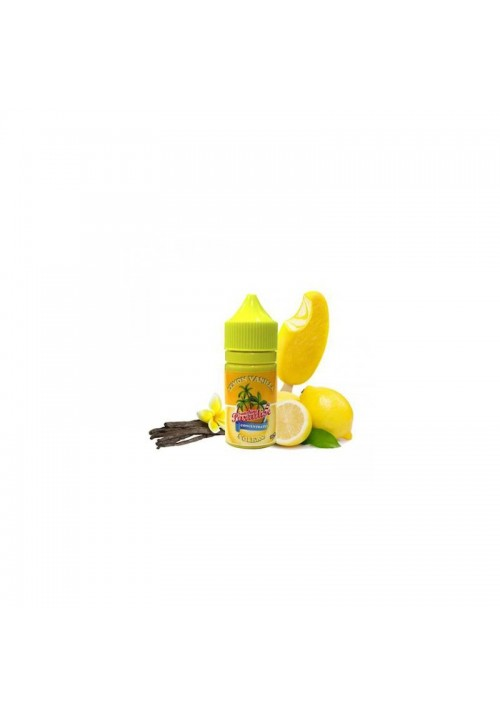 Concentré LEMON VANILLA SOLERO 30ml - sunshine paradise
