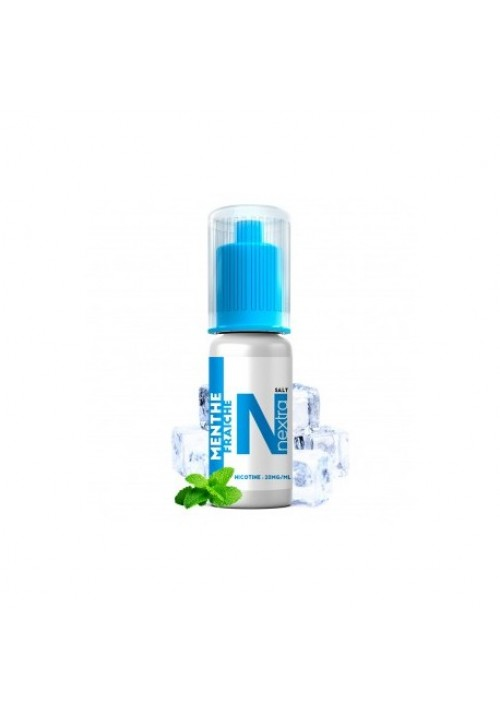 Nicoshoot MENTHE FRAICHE 10ml - Salt by Nextra