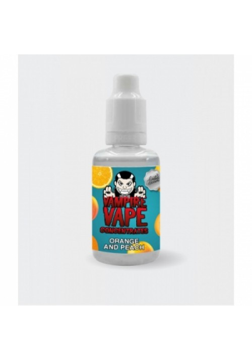 Concentré ORANGE AND PEACH 30ml - vampire vape