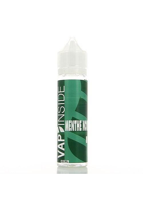 E-liquide MENTHE NOIRE 40ml - Vap'inside