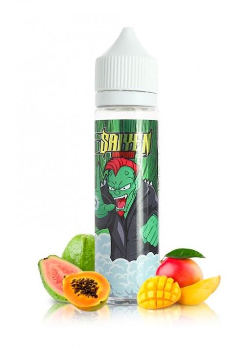 E-liquide PAIPAI Saiyen Vapors 50ml - Swoke