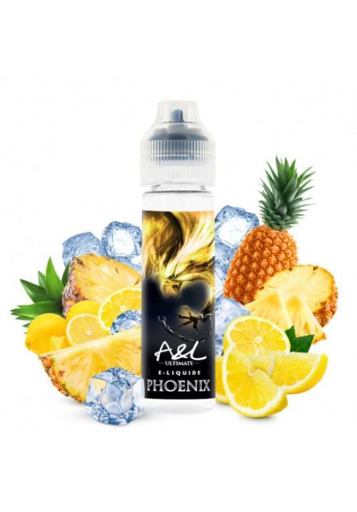 E-liquide Phoenix 50ml - Arômes et liquides