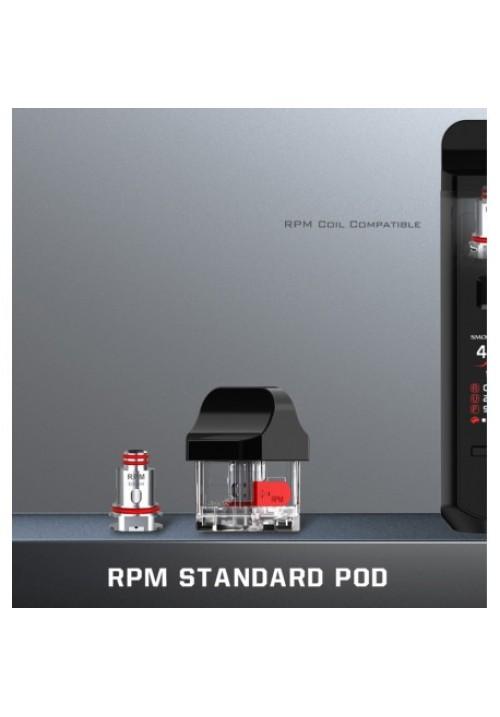 Qua - Pod Standard RPM40 par 3 - Smok