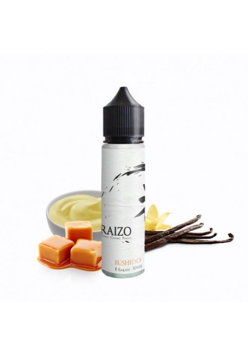 E-liquide RAIZO 50ml -  Bushido