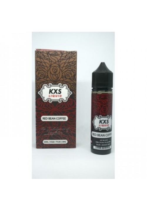 E-liquide RED BEAN COFFEE 50ml - KXS