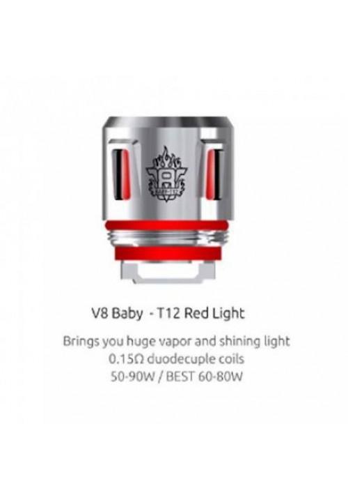 Résistances TFV8 BABY - Smoktech
