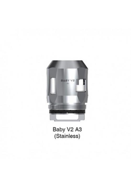 Résistances TFV8 BABY V2 A3 0,15 ohm - Smoktech