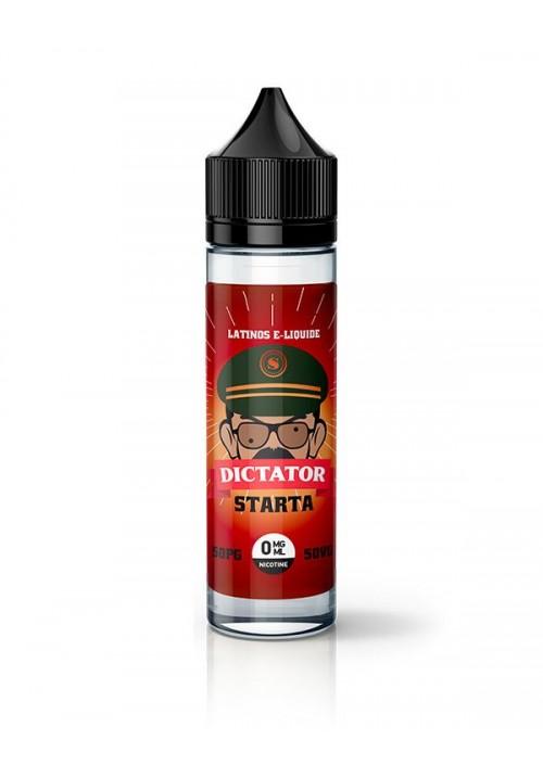 E-liquide STARTA 50ml - Dictator
