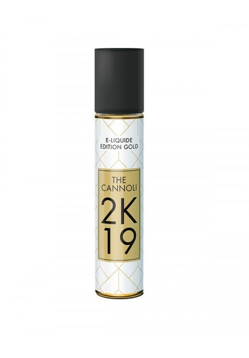 E-liquide 2K19  THE CANNOLI 50ml - Edition Gold