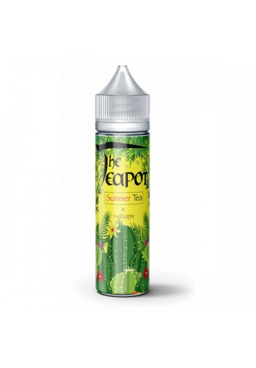 E-liquide THE TEAPOT 50ml - VapDustry