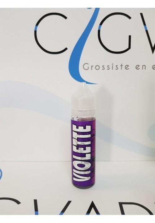 E-liquide VIOLETTE 50ml - Spektral
