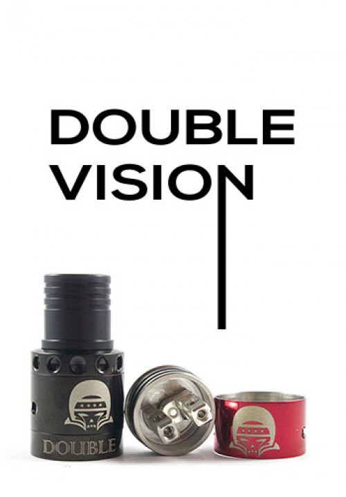 Compvape double vision