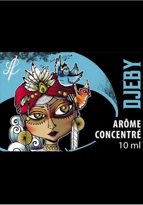 Concentré DJEBY 10ml - high end by r