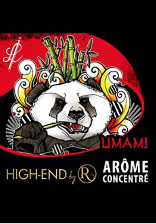 Concentré UMANI 10ml - high end by r